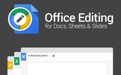 How to install the Office Editing for Docs, Sheets & Slides extension on Google Chrome