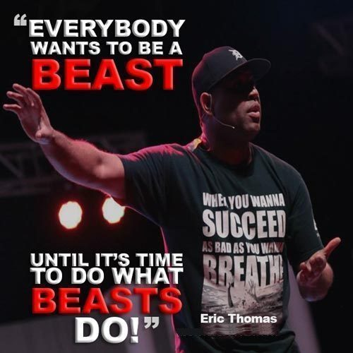 YOU OWE YOU | DR. ERIC THOMAS