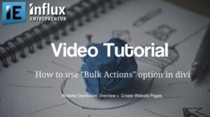 How to Enable Bulk Actions on WordPress