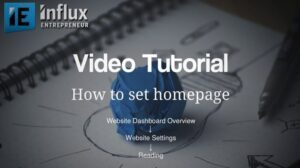 How To Set Your Homepage