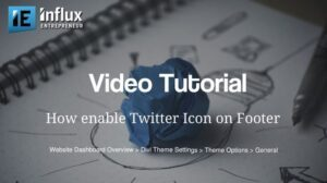 How to Enable Twitter Icon on Divi