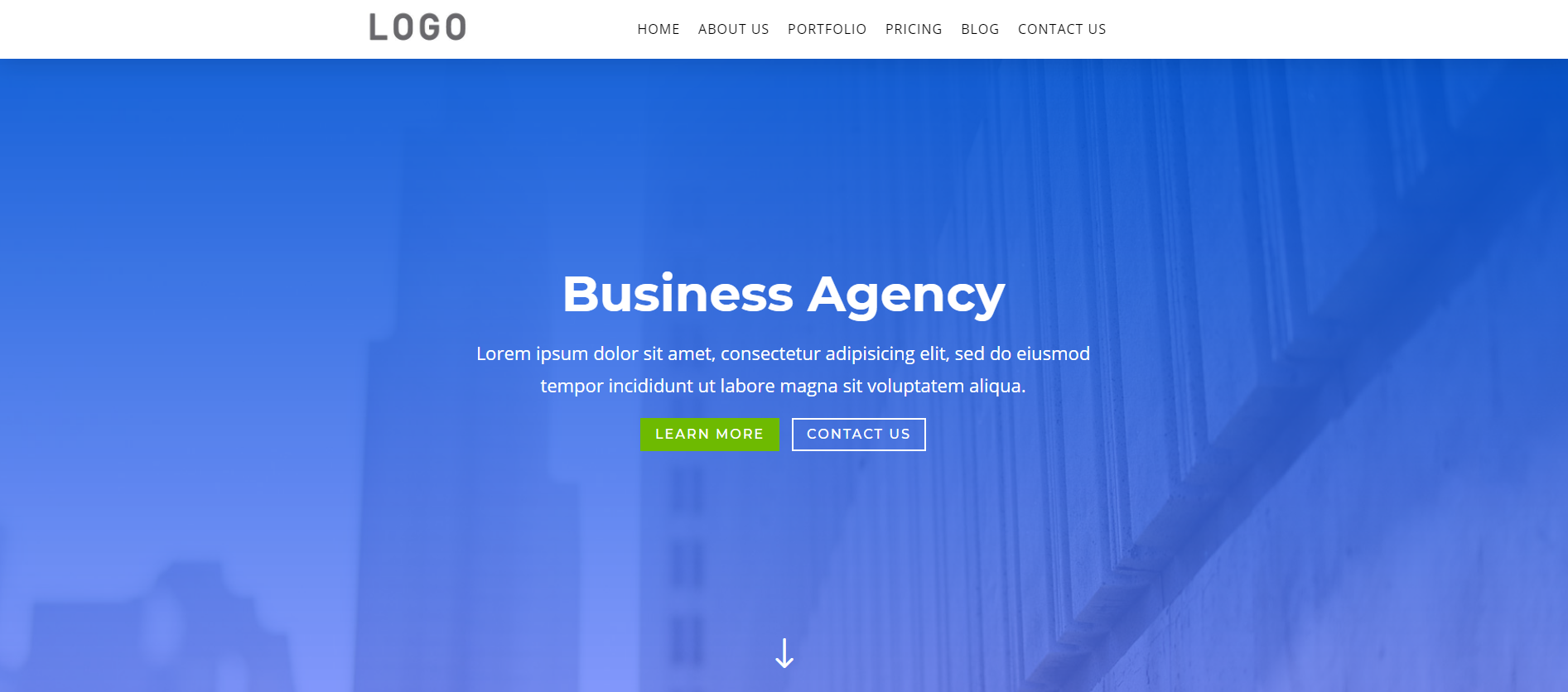 business agency divi child themes